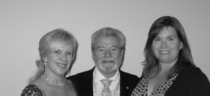 Lady Jeanne, Sir James Galway, Darcie Bentley